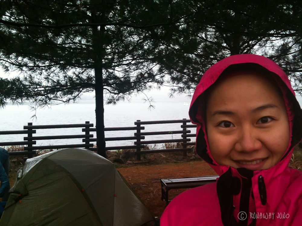 Camping_sangcheon_Korea