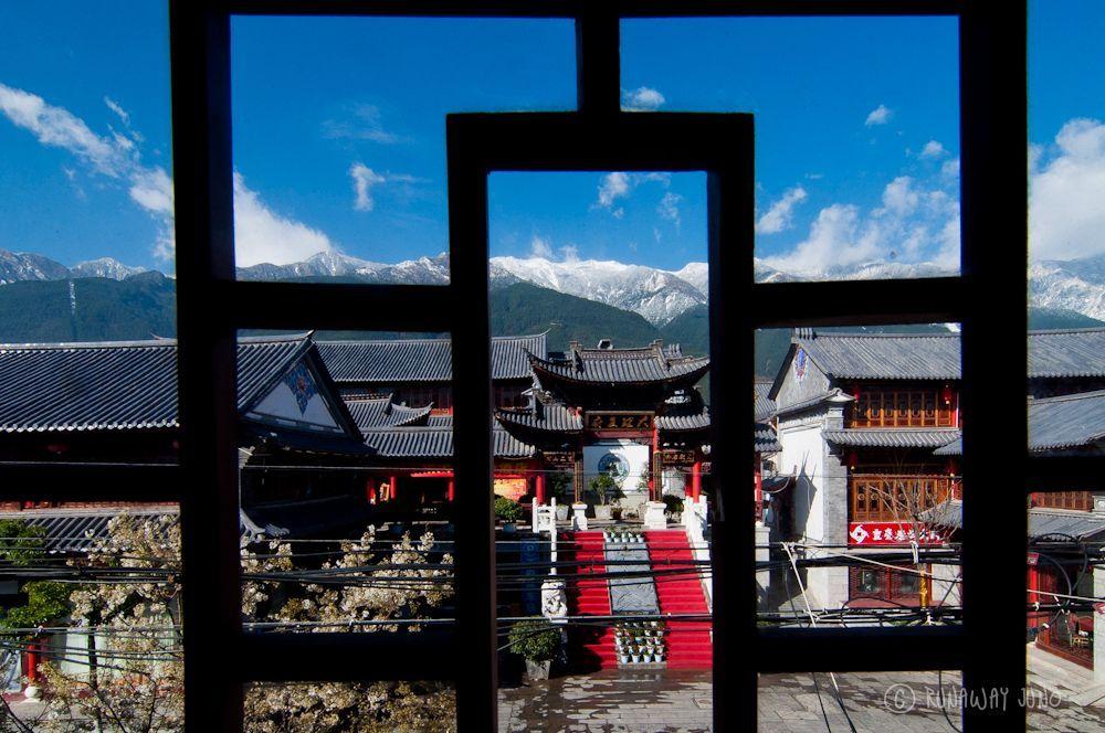 Dali_Yunnan_China_Cangshan_View