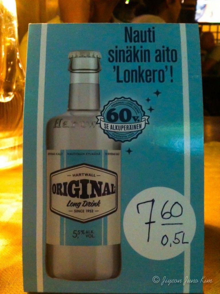 Long Drink in Finland