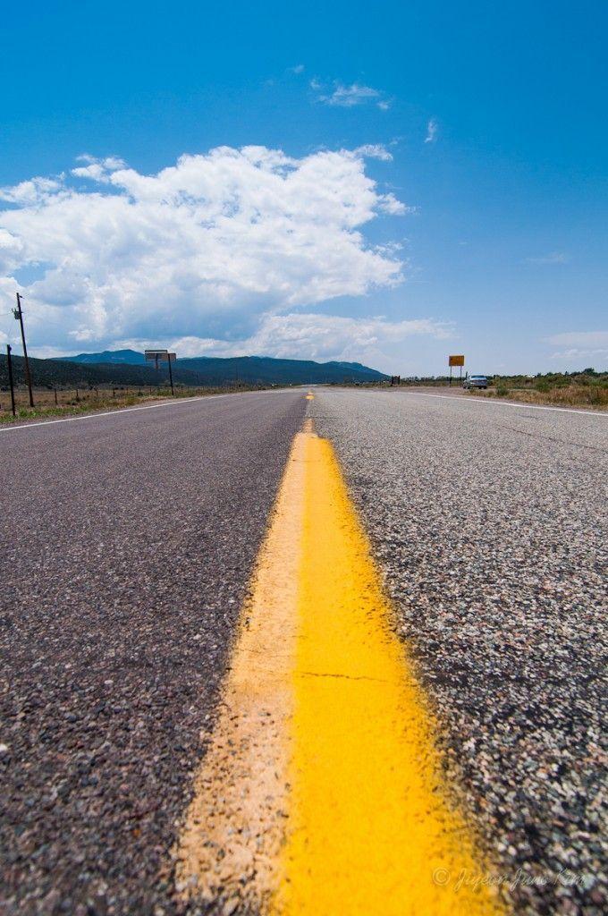 Colorado-path-highway