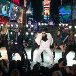 New York Timesquare Psy New Year's Celebration