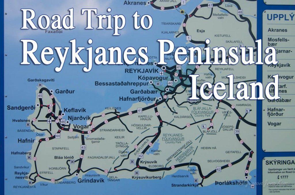Iceland-Reykjanes-Peninsula-map