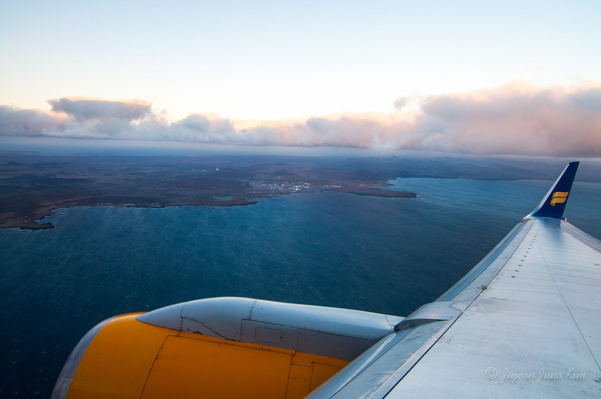 Iceland-aerial-view