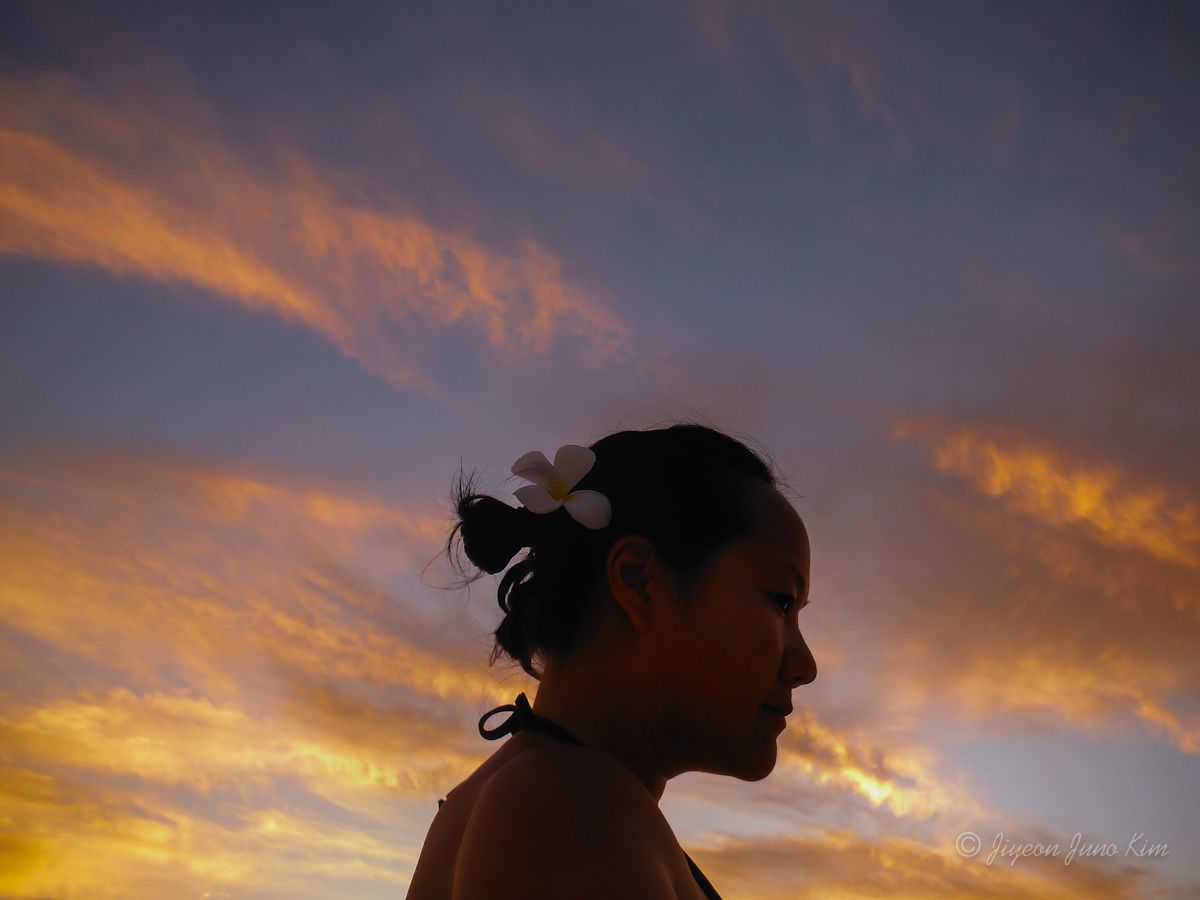 Bantayan Sunset, Philippines