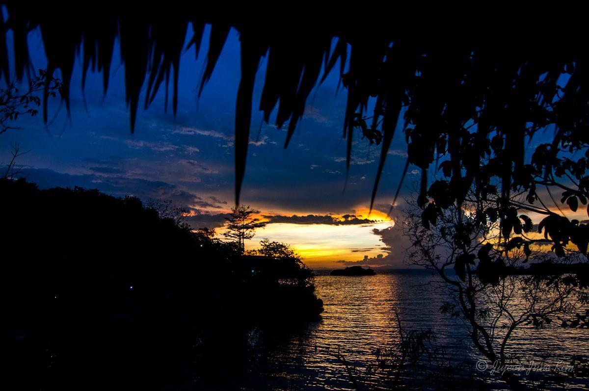 Philippines-Guimaras-Baras-sunset