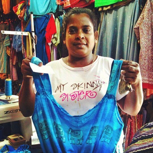 Tailor made Sri Lanka shirts