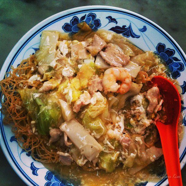 Malaysia-Food-cantonese-kuey-teow-mee-hoon