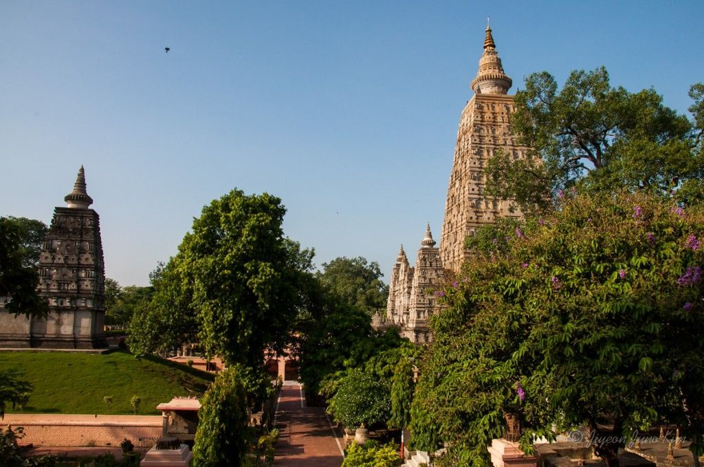 Mahabodhi Temple Bodh Gaya India