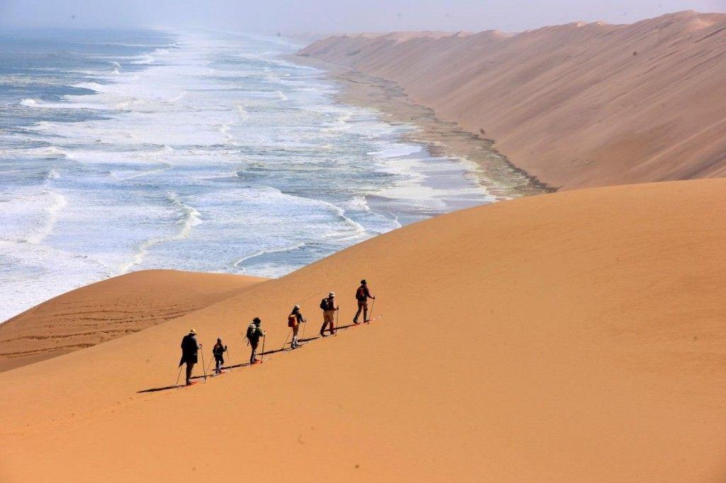 ATWS northern Sand Sea of the Namib