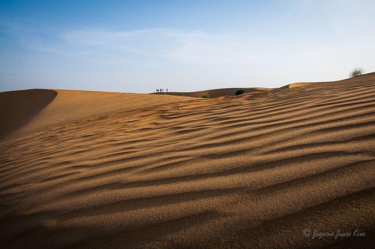 Thar Desert of Rajasthan, India