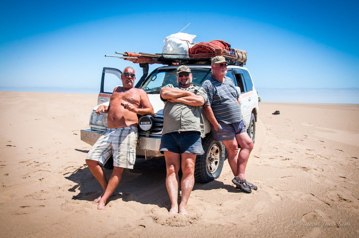 Our Bushman Drivers