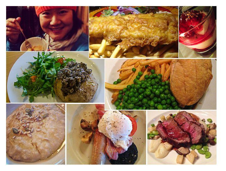 Scottish Food