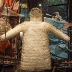 Gut Parka (chag^talisax) at the Anchorage Museum
