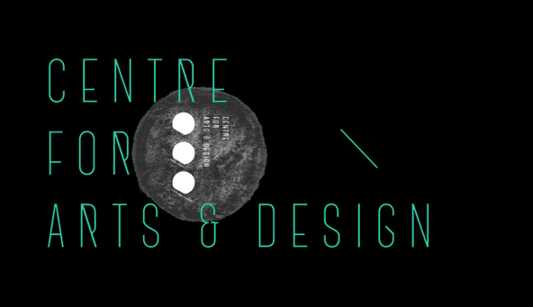 Centre for Art and Design logo