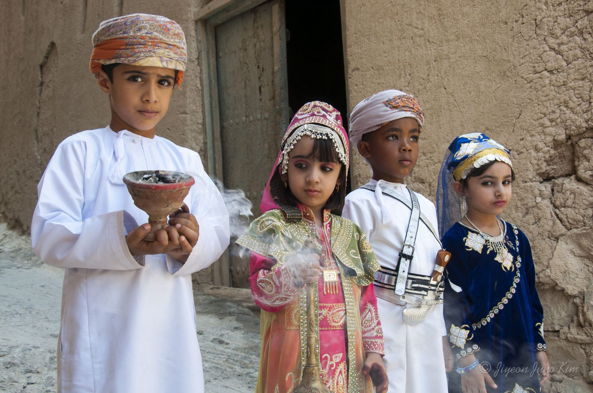 Children in Bait al Safah