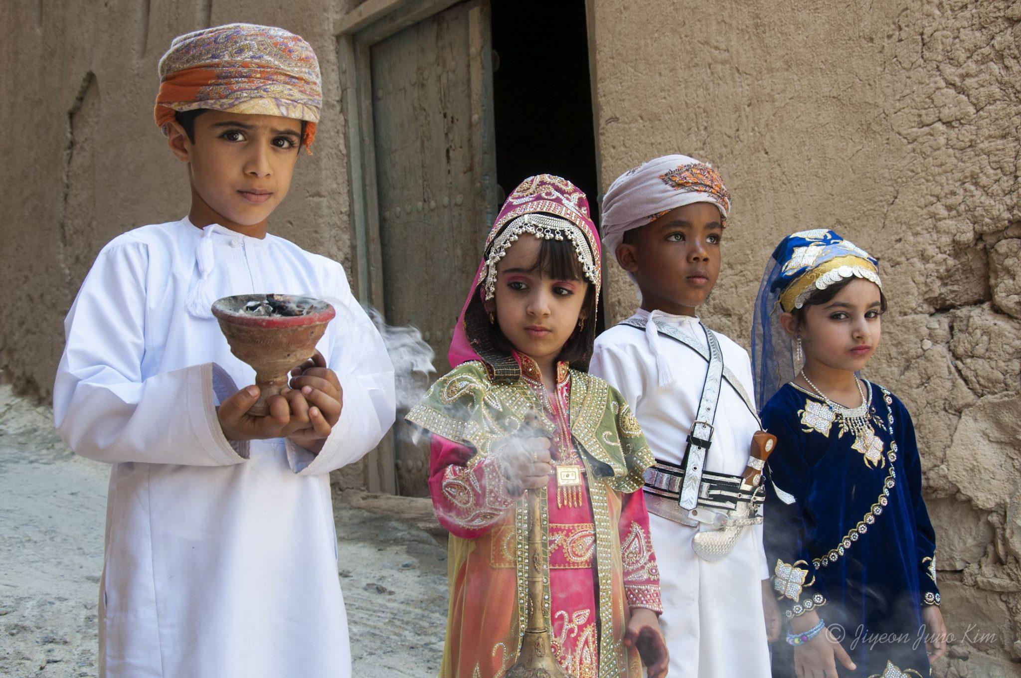 Children in Bait al Safah