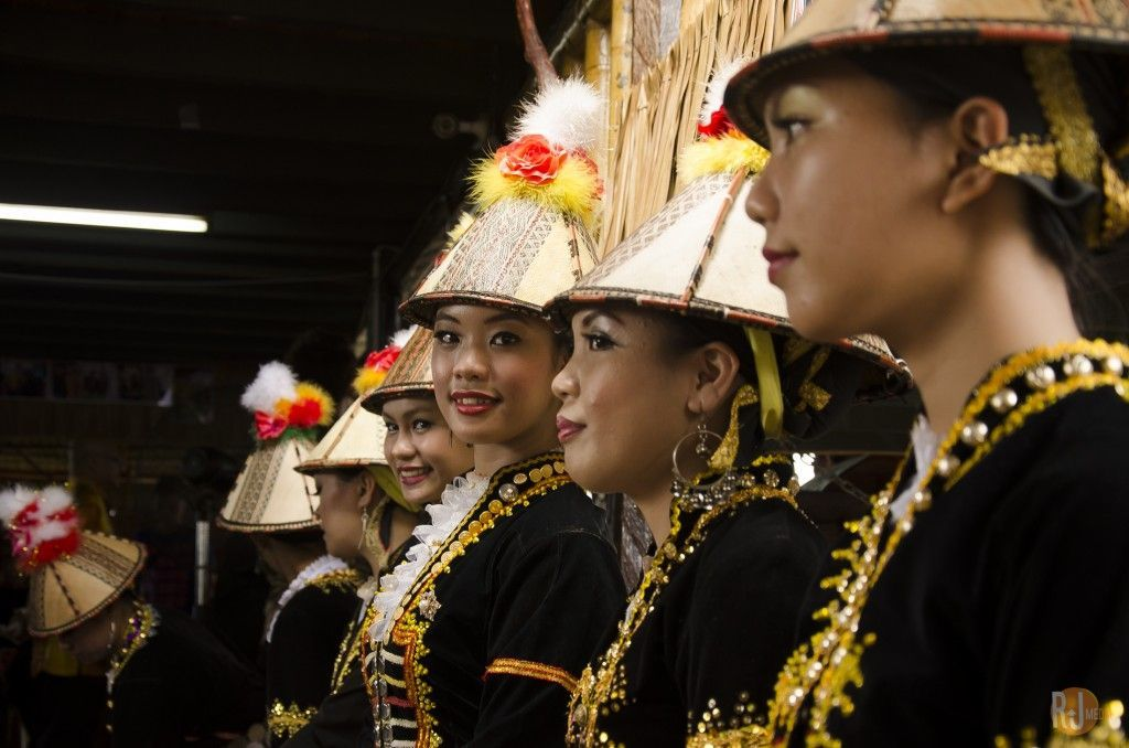 Ka'amatan (Harvest) Festival, Sabah, Malaysian Borneo