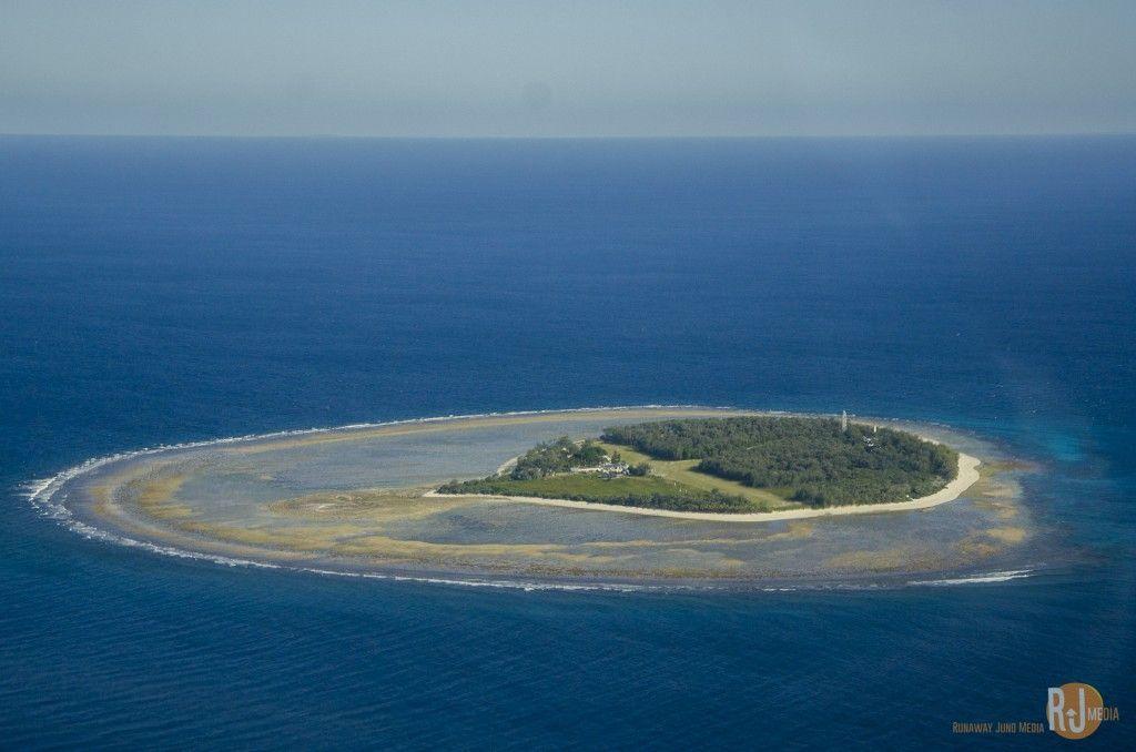 Lady Elliot Island in Southern Great Barrier Reef