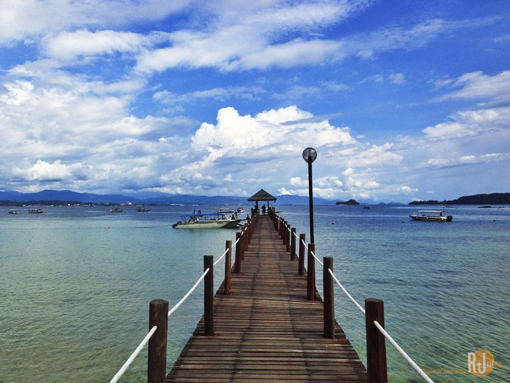Gaya Island Tunku Abdul Rahman Park KK