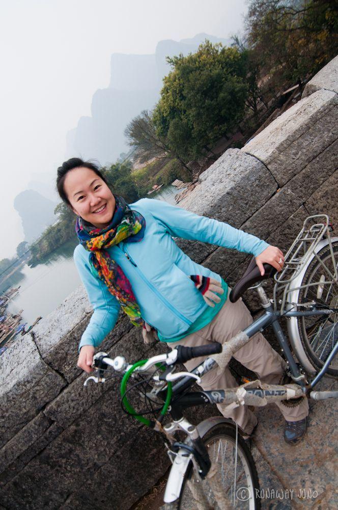 Yangshuo Dragon Bridge China