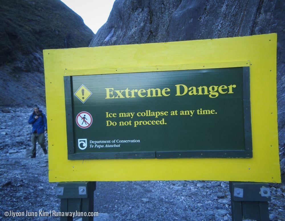 Extreme Danger!
