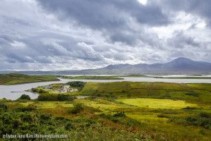 Collanmore Island of Clew Bay