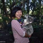 Lone Pine Koala Sanctuary in Brisbane, Australia