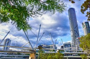 Kurlipa Bridge in Brisbane