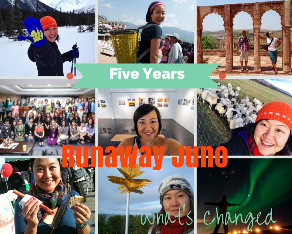 Five Years of Runaway Juno