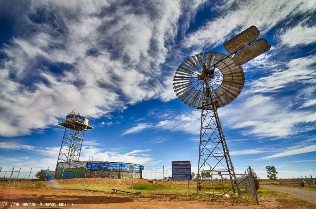 Boulia windmill