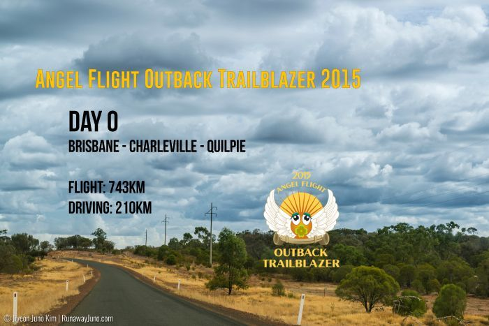 Day0_Angel Flight Outback Trailblazer