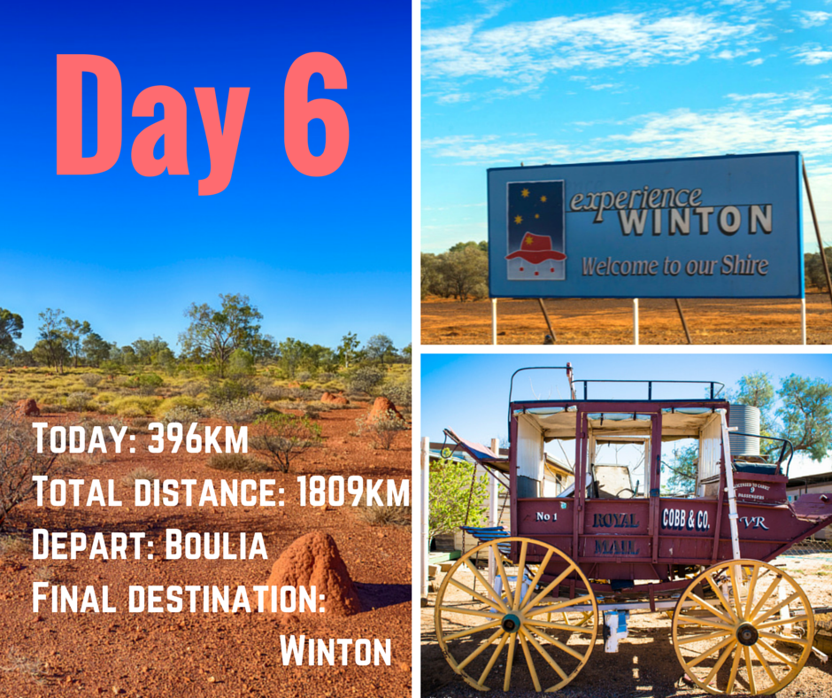 Outback Trailblazer day 6