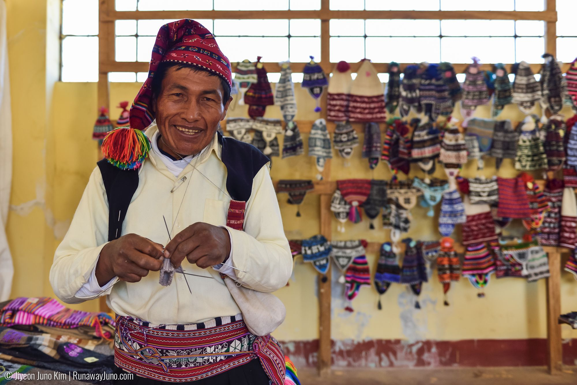 The Curious Life on Taquile Island of Lake Titicaca