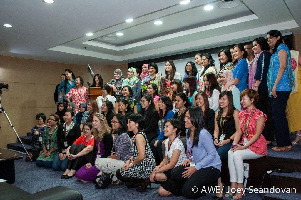 AWE '14 Kota Kinabalu