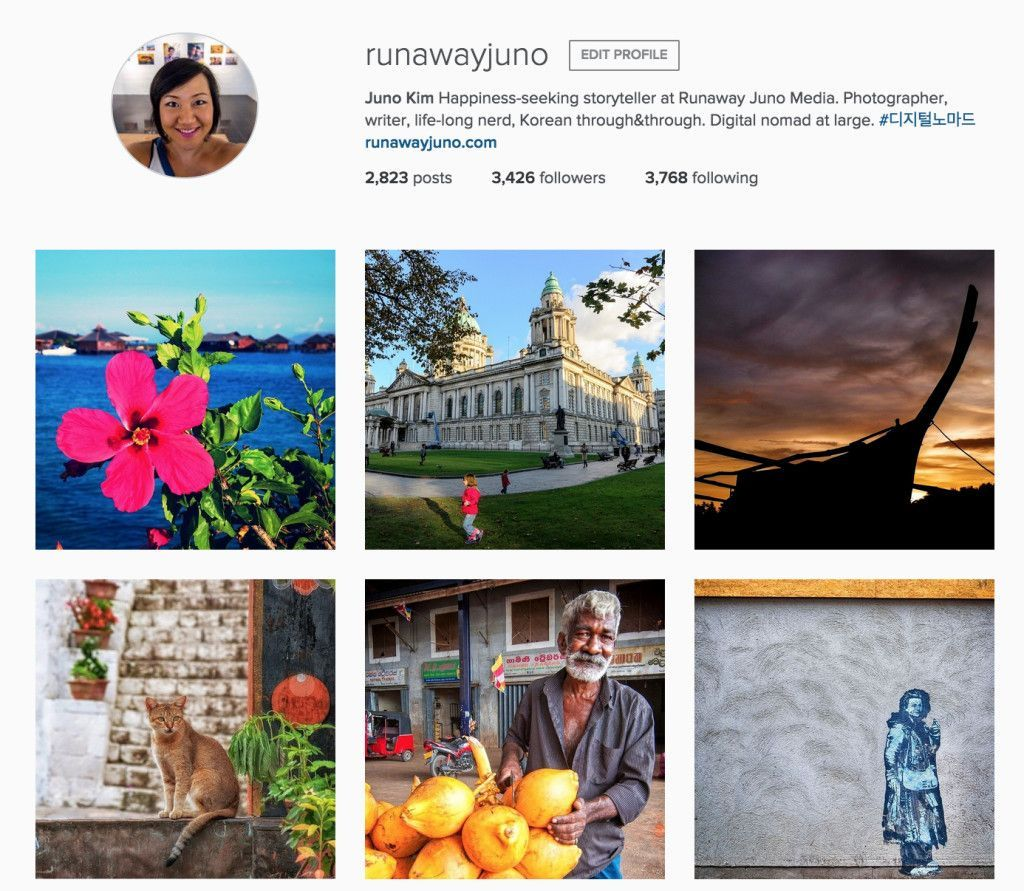 RunawayJuno Instagram