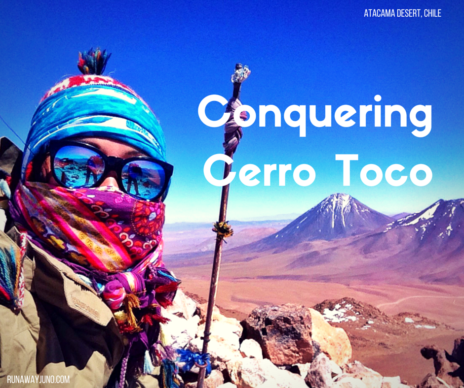 Conquering Cerro Toco