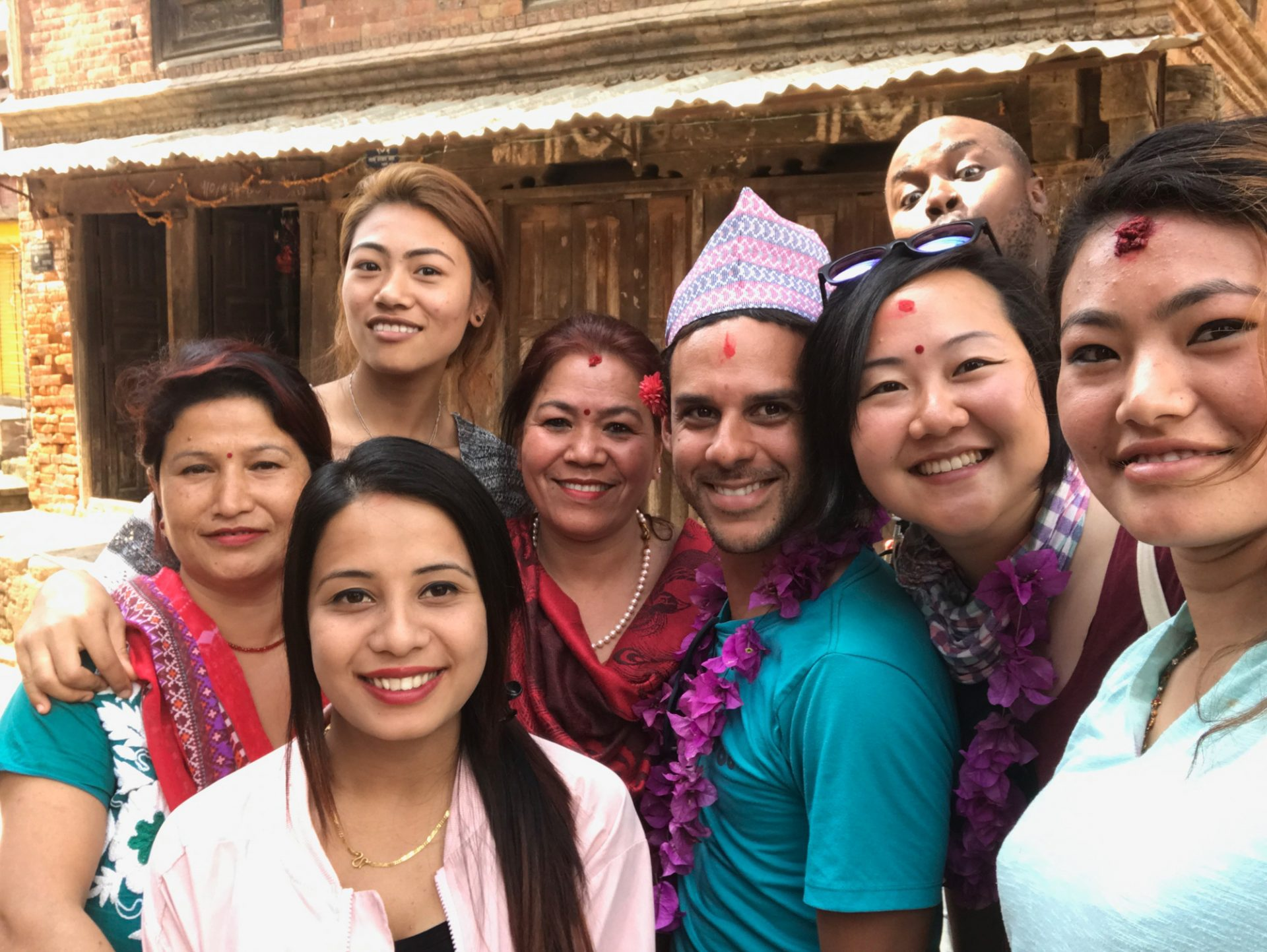 A Home Away from Home: Community Homestay in Nepal