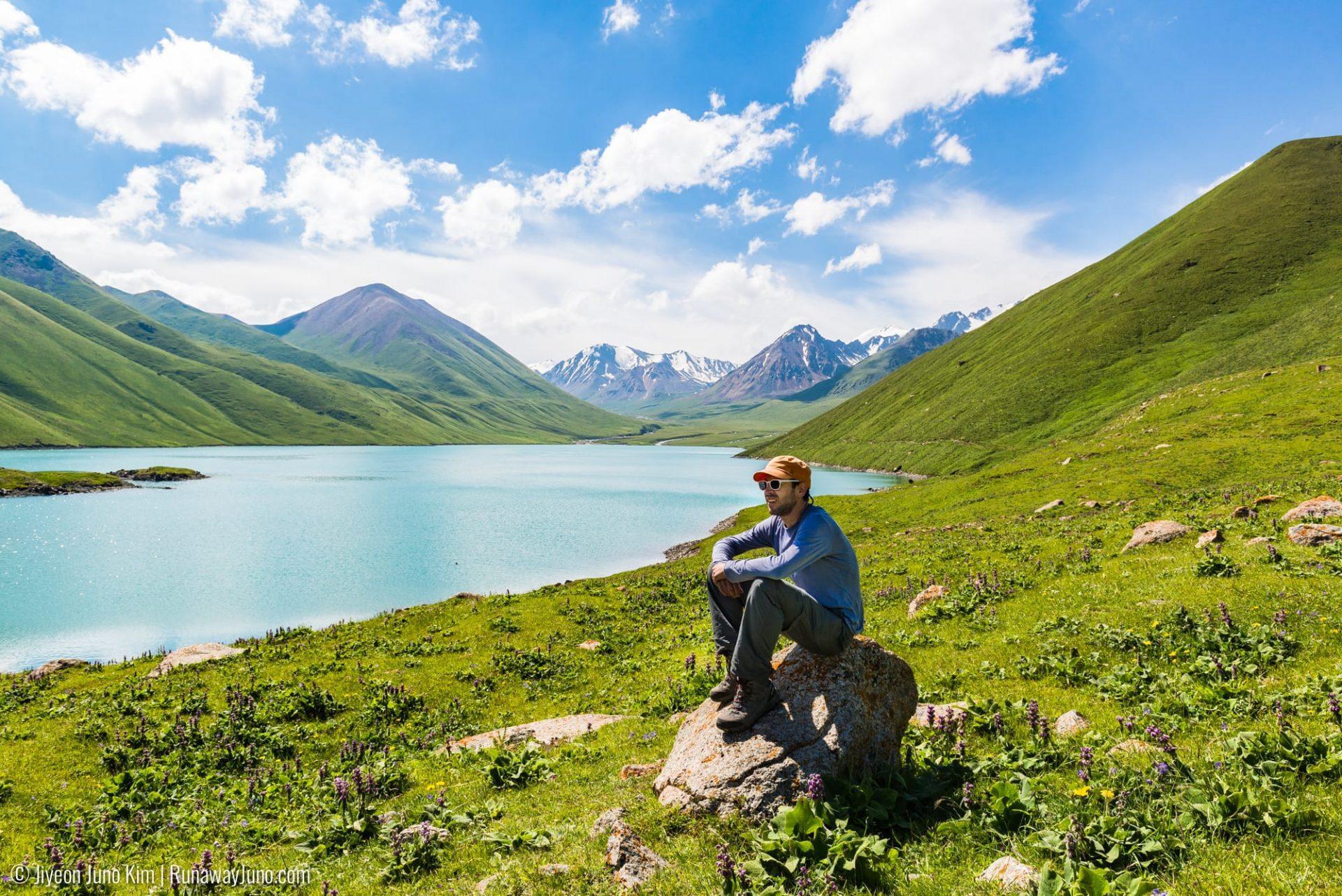 Kol Ukok Kyrgyzstan